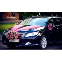 Rent a car for wedding in Minsk
