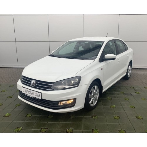 VW Polo  2017г.