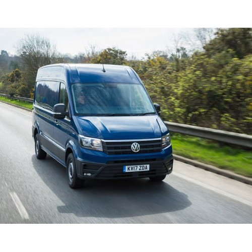 VW Crafter 35 2011г.
