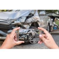 Повреждение арендованного авто